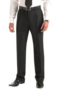 Clubclass Endurance Mens Principle Trouser - Black