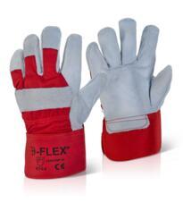 Rigger Gloves - Elite - Red