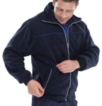 Beeswift Endeavour Fleece - Navy Blue