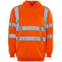 HiVis GO/RT Hooded Sweatshirt - Orange