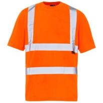HiVis GO/RT Tee Shirt - Orange