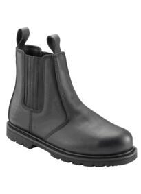PSF 608SM Dealer Work Boot - Black