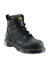 Dr Martens D Ring Chukka Boot - Black