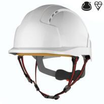 JSP EVO Lite Skyworker Safety Helmet - White