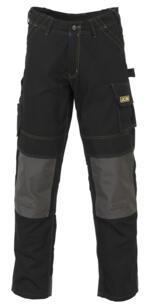 JCB Cheadle Pro Work Trouser - Black