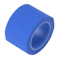 Blue Detectable Tape - 2.5cm x 5m