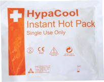 Instant Hot Pack - Single