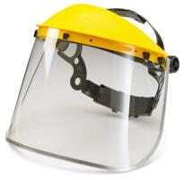 "B-Brand Metal Edge Visor 8"" - Yellow"
