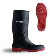 Dunlop Acifort Safety Wellington Boot - Black