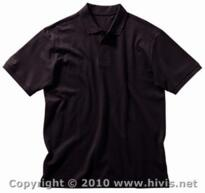 CLEARANCE STOCK - Regatta Workwear Polo Shirt - Black