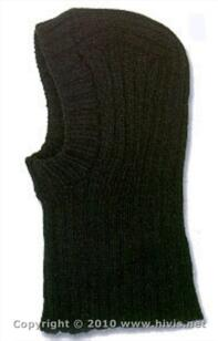 Thinsulate Balaclava - Black