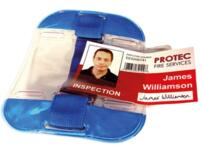 Security ID Armband - PVC