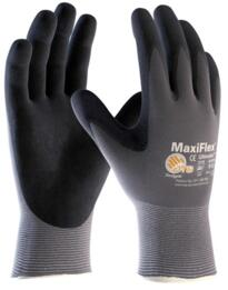 ATG MaxiFlex Ultimate Glove - ADAPT Palm coated knitwrist