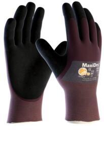 ATG MaxiDry Glove - ¾ Coated General purpose Liquid Proof Knitwrist