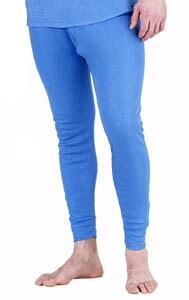 Click Thermal Long Johns - Blue