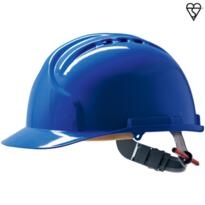 JSP Safety Helmet - Mk 7 - Blue