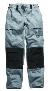 Dickies GDT 210 Trousers - Grey / Black