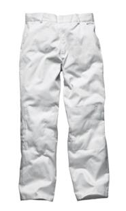Dickies Painters Trousers - White