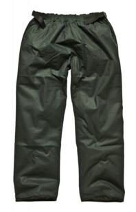 Dickies Westfield Wax Trousers - Bottle Green