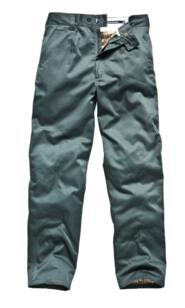 Dickies Winter Reaper Trouser - Green