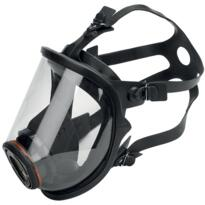 JSP Force 12 Full Face Mask - Black