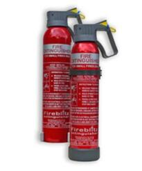 Dry Powder Fire Extinguisher - 600g BC