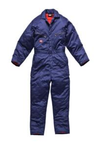 Dickies WD2360r Lined Coverall / Overalls - Royal