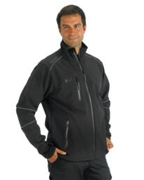 Helly Hansen Barcelona Soft Shell Jacket - Black
