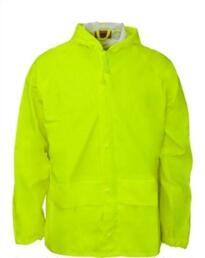 Storm-Flex Breathable Jacket - Yellow