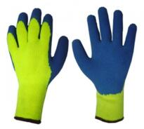 Latex Coldstar Glove - Yellow
