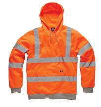 HiVis GO/RT Dickies Hooded Sweatshirt - Orange