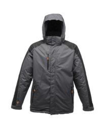 Regatta Marauder Insulated Jacket - Grey / Black