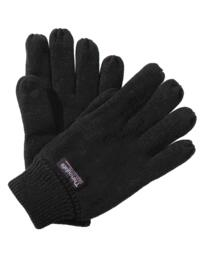 Regatta Thinsulate Gloves - Black