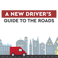 Guide to new van drivers
