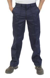 MIC (EU) Workwear Trouser - Navy Blue