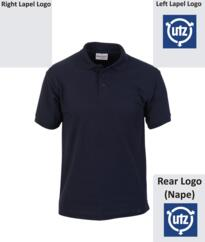 UTZ Polo Shirt [Embroidered] - Navy