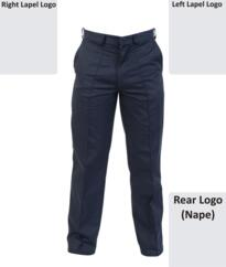 UTZ Workwear Trouser - Navy Blue