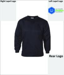 Penalyn Absolute Sterling Sweatshirt (Embroidered) - Navy Blue