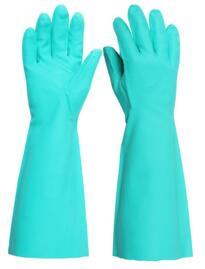 "NITRILE GREEN 18"" - Blue"