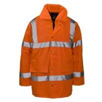 ST HiVis Economy GO/RT Parka Jacket - Orange