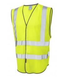 HiVis CoolViz Mesh Vest - Yellow