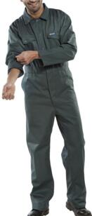 Click Economy Boilersuit - Overalls - Spruce Green