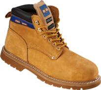 PM9401 Safety Ankle Boot from ProMan - Honey - Springfield