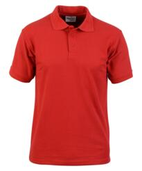 Absolute Precision Polo Shirt - Red