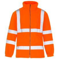 HiVis GO/RT Fleece Jacket - Orange