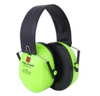 Peltor Optime 2 Ear Defender Folding Headband - Green
