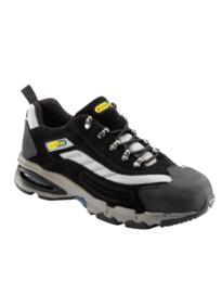 Eurotec 710 Safety Trainer - Black