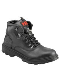 PSF Kevlar Lined Cut Resistant Boot - Black