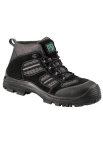 PSF 985NMP Non-Metallic Mid Cut Hiker - Black