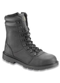 TaskForce TF1SM High Leg Safety Boot - Black